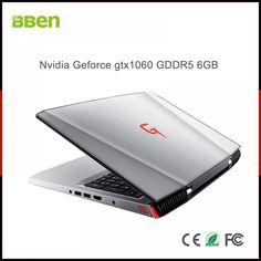 BBEN G16 Laptop Windows 10 Nvidia GeForce GTX1060 Intel Kabylake i7 8GB RAM 128G SSD 1T HDD WiFi RGB Backlit Keyboard 15.6'' IPS  Price: 1835.00 & FREE Shipping  #tech #electronics #gadgets #lifestyle