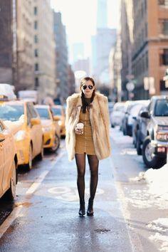 Danielle Bernstein. Photo  Weworewhat Fashion Tights 1a49f7ed756b
