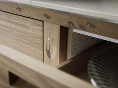 Una Cucina In Massello Di Olmo | Designathome.it | Le Nuove Tendenze Del  Design