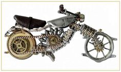 Motocykl- watch motorcycle 4 Poznań - image 1