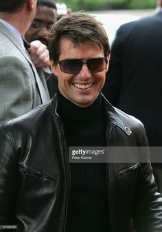 Actor Tom Cruise arrives at the premiere of 'Mission: Impossible III' at Tribeca Performing Arts Center during the 5th Annual Tribeca Film Festival May 3, 2006 in New York City.