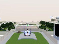 The Sims Screenshots: Nancy em Oasis Landing