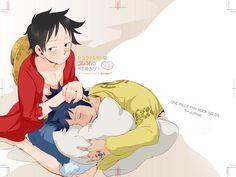 Good night, Law. Hot Anime Boy, Anime Boys, Trafalgar Law, Real Couples, One Piece, Kids, Pirates, Night, Young Children