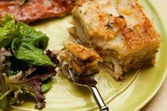 Creamy Scalloped Potatoes With Artichokes | deborah mele - DailyBuzz Food