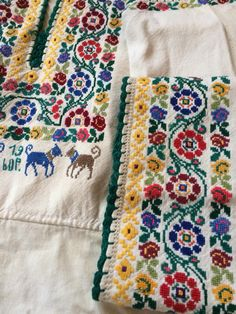 Applique Patterns, Cross Stitch Patterns, Cross Stitch Embroidery, Hand Embroidery, Mexican Embroidery, Lace Making, Folk Art, Textiles, Quilts