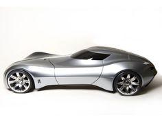 Bugatti Aerolithe Concept Design