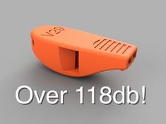 Update By popular demand I have added a de-badged version of the V29. It is labeled V29D in the thing files section. I originally put the version number on the whistle to tell them all apart as I was developing them. I kept it on the final design because as I went through version after version it became part of the whistles story for me. A few people have asked for a version without the text and recently Fusion 360 posted a video where they, among other things, removed the lettering from…