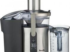 Breville BJE510XL Juice Fountain Multi-Speed 900-Watt Juicer – Fat Sick and Almost Dead