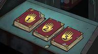 Gravity Falls diarios: libro 1-2y3