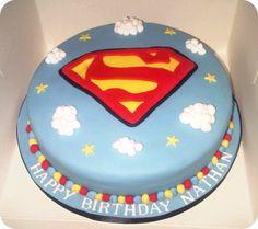 #superman #cake #ellie