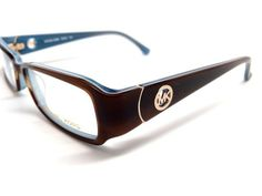 61aabc3d2f NWT AUTHENTIC MICHAEL KORS EYEGLASS FRAME MK 693 Brown 200 NEW 2015 RELEASE  Authentic New Michael. Eyeglasses ...