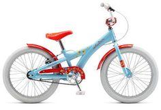 Gorgeous bike for little girl