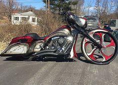 Harley-Davidson : Touring 2013 harley davidson 30 bagger street glide custom… #harleydavidsonbaggerpaint