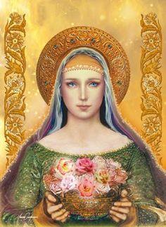 ENCONTRO DENTRO DE MIM: De Coração a Coração: MENSAGEM DE MÃE MARIA - TEMP...