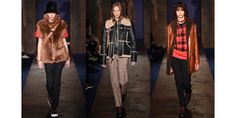 Alessandra Ambrosio, Isabeli Fontana and Lily Donaldson were the guest stars of Balmain's Menswear Fall/Winter 2016-2017 show in Paris. Following the trend towards gender-blending over the last few seasons, browse the womenswear looks seen on the runway with the men during Menswear Week.