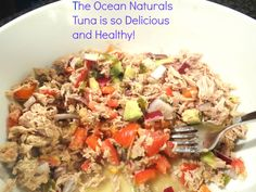 Tuna Ceviche Lettuce Wraps with #OceanNaturals #cbias - The Mommyhood Chronicles | The Mommyhood Chronicles