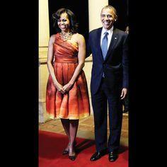 Michelle Obama | Styl-ikoon vir publiek én ontwerpers #michelleobama