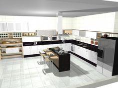 Todeschini Cozinhas - http://www.dicasdecoracao.com/todeschini-cozinhas/