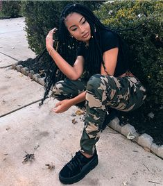 How To Wear Cute Outfits Sneakers Ideas For 2019 Dope Outfits, Swag Outfits, Girl Outfits, Casual Outfits, Fashion Outfits, Fashion Clothes, Fashion Tips, Karin Jinsui, African Hairstyles