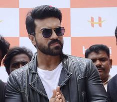 Mega Power Star Ram Charan has arrived at the Opening Ceremony and Happi Mobiles Store Launch in Chandanagar, Hyderabad. Dhruva Movie, India Actor, Ram Photos, Cute Baby Videos, Power Star, Crazy Fans, Actor Photo, Cute Actors, South India