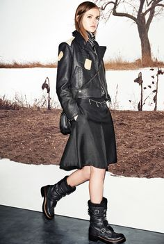 Coach Fall 2015 Ready-to-Wear - Collection - Gallery - Style.com #NYFW