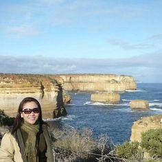 Throwback Thursday @ 12 Apostles Great Ocean road Victoria Australia 2008 #travel #lakwatsa #lakwatsera #lifeisshorttravelmore #12Apostles #twelveapostles #VictoriaAustralia #Australia #nature #Ocean #happywifehappylife #cancersurvivor #amazingviews #ilovetotravel #bucketlist #Happy by lanilakwatsera http://ift.tt/1ijk11S