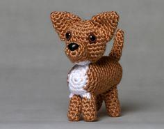 Chihuahua by HoneyBunnyShoppe on Etsy, $24.00