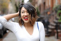 Pixies, bobs, and long bobs are super popular on the catwalk & city street! I took the plunge and here are my tips for styling short hair.