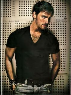 Captain Hook...oh it's a pirate's life for me :) He's SO FREAKING HOT!!!!!!!!!!!!!!!!
