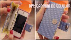 DIY: Capinha de Celular