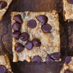 Healthy Blondies and Bars Archives – Chocolate Covered Katie