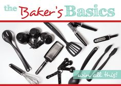 Win KitchenAid Utensils from Red Path!