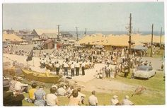 Lobster Festival Rockland Maine - vintage postcard. This is how I ...