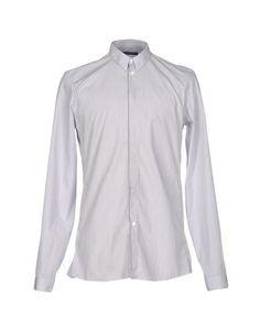 NICOLAS ANDREAS TARALIS Men's Shirt Black 15 ½ inches-neck
