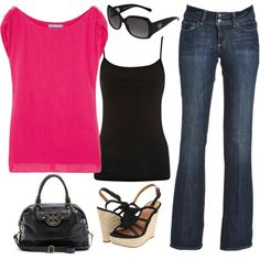 Today's Outfit, created by sjsharkslove on Polyvore