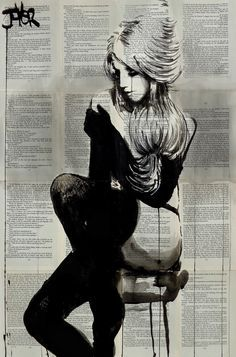 View LOUI JOVER's Artwork on Saatchi Art. Find art for sale at great prices from artists including Paintings, Photography, Sculpture, and Prints by Top Emerging Artists like LOUI JOVER. Art And Illustration, Digital Foto, Newspaper Art, Beautiful Drawings, Ink Art, Erotic Art, Painting & Drawing, Amazing Art, Art Drawings