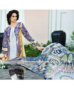 Pakistani Fashion Clothes Online 2015 By Designer HSY
