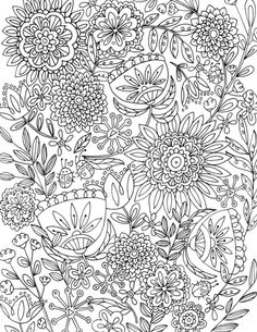 Adult Coloring - Page 8