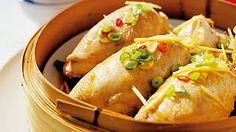 Steamed ginger chicken   Chicken recipes   SBS Food