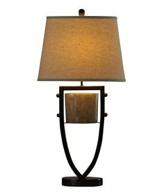 Another great find on #zulily! Montini Table Lamp #zulilyfinds