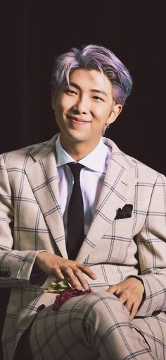 Kim Namjoon, Bts Suga, Bts Bangtan Boy, Bts Boys, Applis Photo, Bts Photo, J Hope Smile, Foto Rap Monster Bts, K Pop