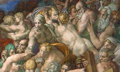 Jesus in Love Blog: Gay tours of Vatican art reveal hidden history