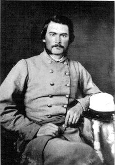 "1st. Lt. Wiley Alexander Barrier ""Cabarrus Rangers"" 1st NC Cavalry."