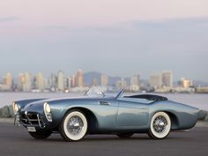 Pegaso Z-102 Series II Cabriolet 1954. SealingsAndExpungements.com 888-9-EXPUNGE (888-939-7864) Sealing past mistakes.  Opening future opportunities.