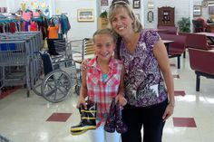 Check out what Anna Hornick did to celebrate her 11th birthday.