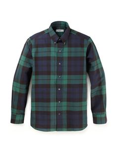 Men's Dress Shirts - Dean Shirt giant Black Watch ($100-200) - Svpply