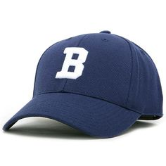 616b69744d0 Brooklyn Dodgers American Needle 1902-11 Cooperstown Fitted Hat - Navy -   34.99 Dodger Hats
