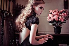 Paris  Editor: Chin Leng  Photography/styling: Zhang Jingna  Photography assistant: Adrien  Hair/makeup: Andrea Perry-Bevan  Model: Anne S