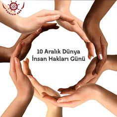 10 Aralık Dünya İnsan Hakları Günümüz Kutlu Olsun #10aralık #insanhakları