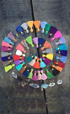 TASSEL TREND //  The Good Stuff // WomanShopsWorld #tassels